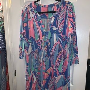 Lilly pulitzer boat dress